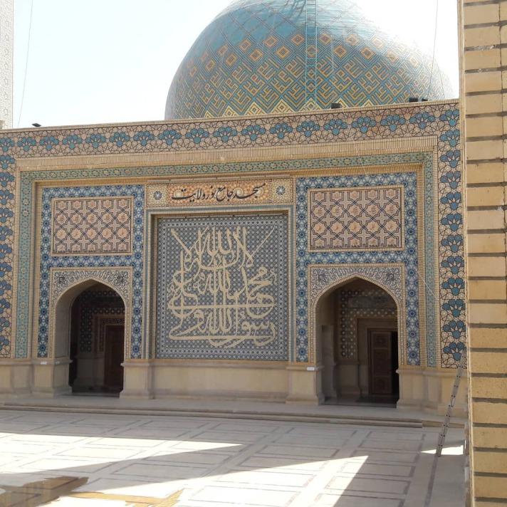 مسجد نور ولایت سوهانک